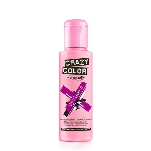 Crazy color Crazy color cyclamen no 41 100 ml