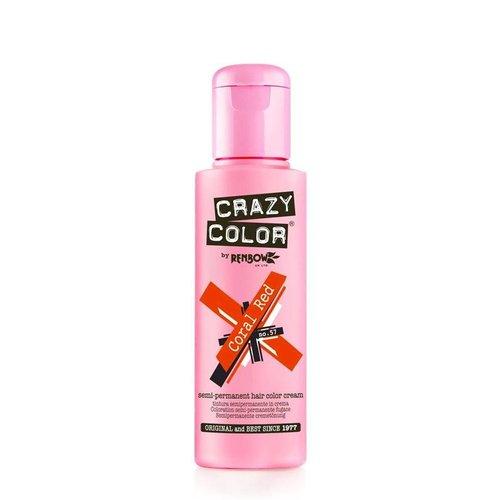 Crazy color Crazy color coral red no 57 100 ml