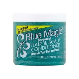 Blue magic Blue magic bergamot hair & scalp conditioner 340 gram