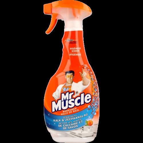 Mr Muscle Mr Muscle badkamer reiniger 500ml