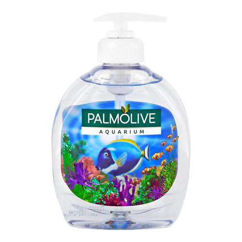Palmolive Palmolive vloeibare zeep aquarium 300ml