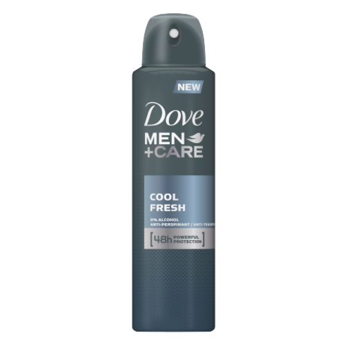 Dove Dove men deospray cool fresh 250 ml