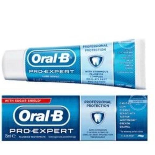 Oral B Oral b tandpasta cavity protection mint 100 ml