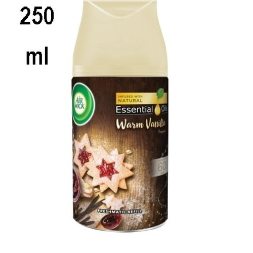Airwick Airwick freshmatic navul warm vanille 250 ml