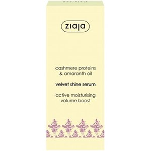 Ziaja Ziaja cashmere proteins & amaranth oil haarserum 50ml