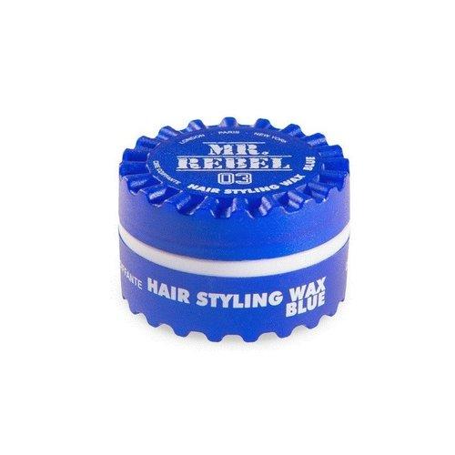 Mr. Rebel Mr. Rebel wax 03 blue 150 ml