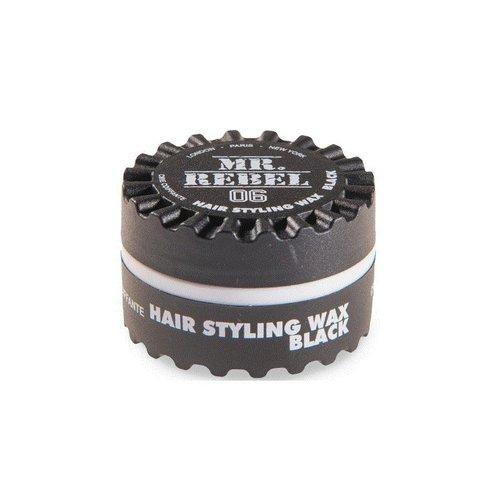 Mr. Rebel Mr. Rebel wax 06 black 150 ml