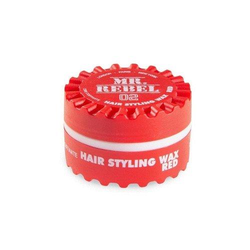 Mr. Rebel Mr Rebel wax rood 150 ml 02
