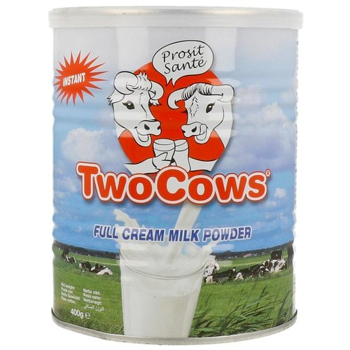 Two cows Two cows cream milk powder 400 gram