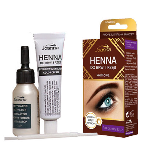 Joanna Joanna eyebrow & eyelash donkerbruin