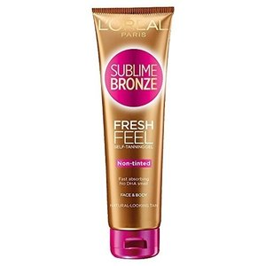 Loreal L'óreal sublime bronze gel fresh Feel 150 ml