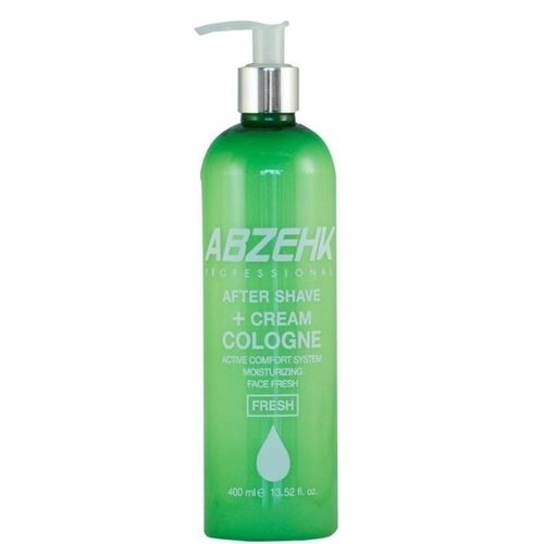 Abzehk Abzehk After Shave + Cream Cologne Fresh 400 ml