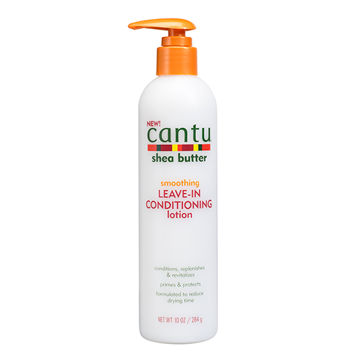 Cantu Cantu Shea Butter Smoothing Leave-in Condition Lotion 284 gram