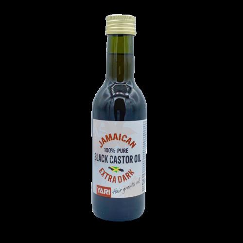 Yari Yari jamaican 100 % pure black castor oil extra dark 250 ml