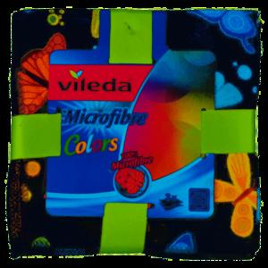 Vileda Vileda microfibre doekjes 3 stuks