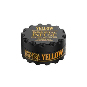 Immortal Immortal colorwax geel 100 ml