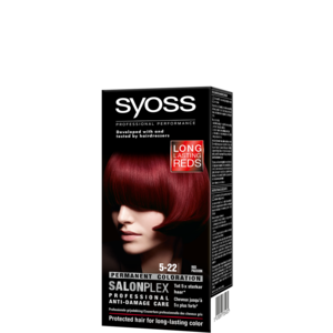 Syoss Syoss colors haarverf red passion 5-22