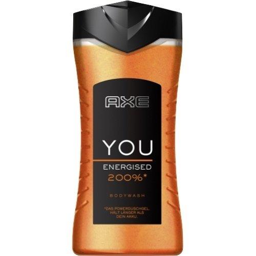 Axe Axe douchegel you energised 200% 400 ml