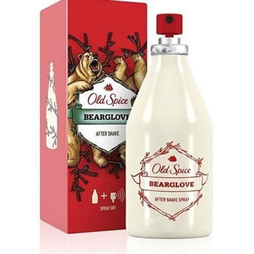 Old Spice Old spice aftershave spray Bearglove  100 ml