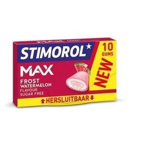 Stimorol Stimorol max splash watermelon 10 gums