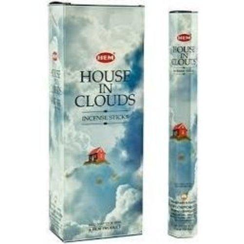 Wierook Wierook  house in clouds 20 stokjes