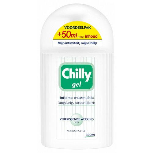 Chilly Chilly intieme wasemulsie verfrissende werking 300 ml
