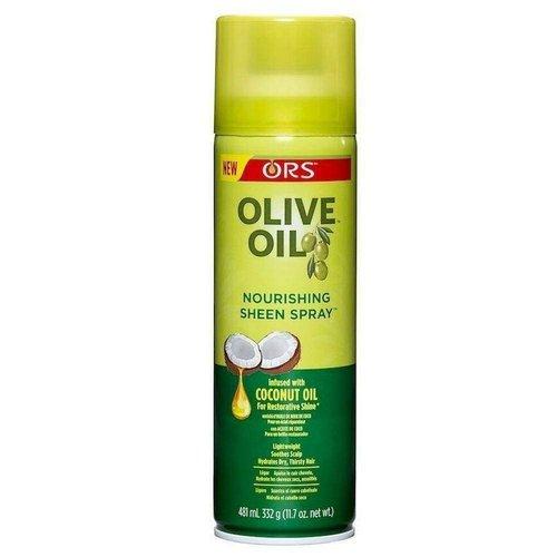 Ors Ors olijf nourishing sheen spray - 481 ml