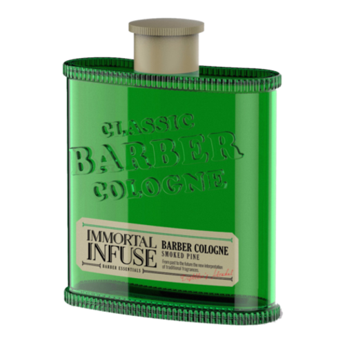 Immortal Immortal infuse barber cologne smoked pine 170 ml