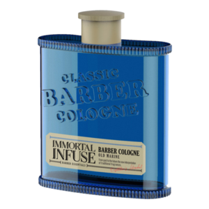 Immortal Immortal infuse barber cologne old marine 170 ml