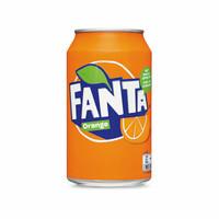 Fanta orange 330 ml