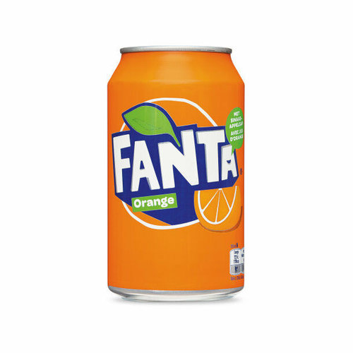 Fanta Fanta orange 330 ml