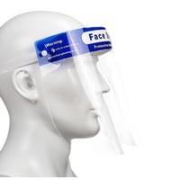 Face shield mask 32cmx 22.5 cm