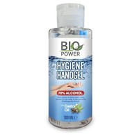 Biopower handgel 100 ml 70% alcohol