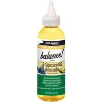 Aunt jackie's balance grapeseed & avocado olie 118 ml