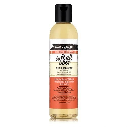 Aunt Jackie's Aunt jackie's soft all over multi purpose oil 237 ml