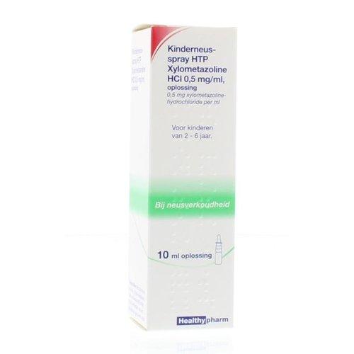 Healthypharm Healthypharm Neusspray  0,5 mg xylometazoline- 10 Ml