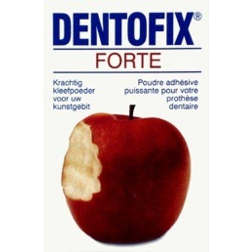Dentofix Dentofix Poeder Forte - 25 Gram