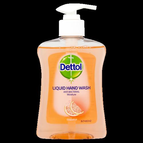 Dettol Dettol vloeibare zeep met pompje grapefruit 250 ml