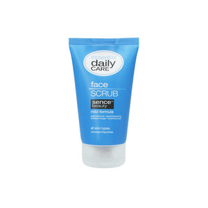 Sence Sence Scrub Face Wash 2 In 1 - 1 Stuks