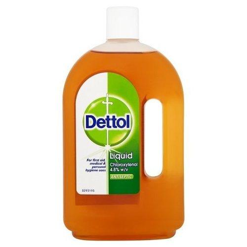 Dettol Dettol - Antiseptic Ontsmettingsmiddel 500ml