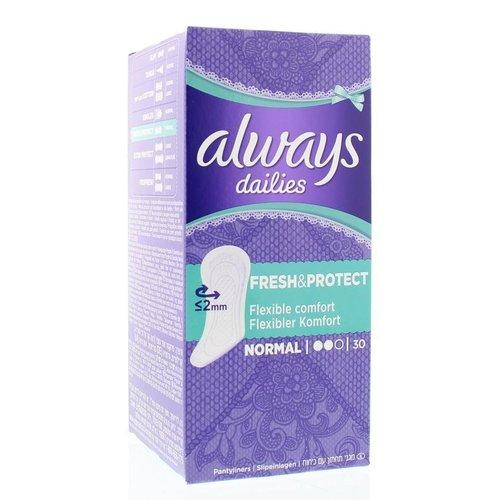 Always Always Inlegkruisjes Normaal Dailies - 30 Stuks