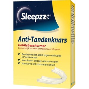 Sleepzz Sleepzz Anti-Tandenknars - Gebitsbeschermer