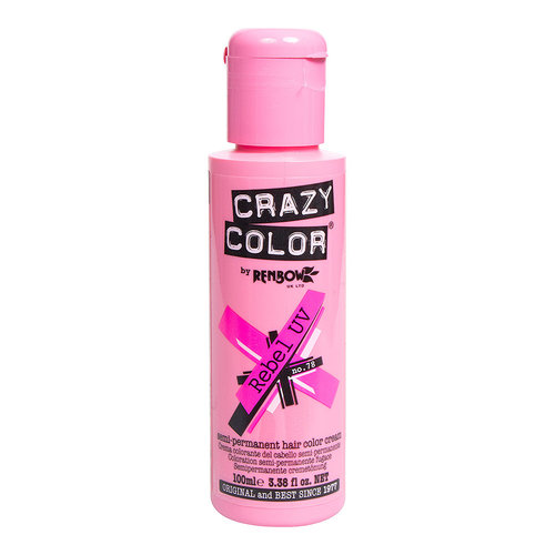 Crazy color Crazy Color - Rebel Uv No.78 100 ml