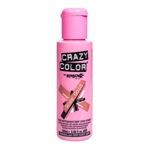 Crazy color Crazy Color - Rose Gold No.73 100 ml