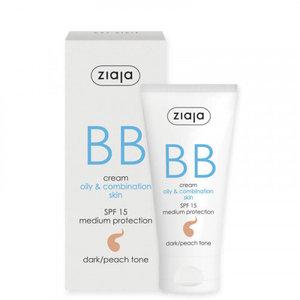 Ziaja Ziaja BB Cream - Spf 15 Dark/Peach Tone 50 ml