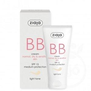Ziaja Ziaja BB Cream - Spf15 Light Tone 50 Ml