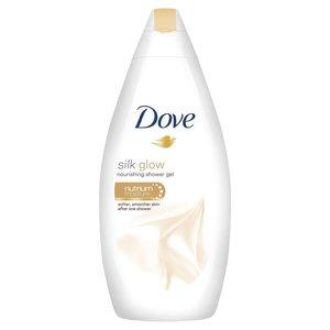 Dove Douchegel - Silk Glow 500 ml