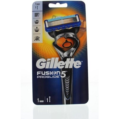Gillette Gillette Fusion ProGlide met Flexball Technologie Scheersysteem - Scheermes