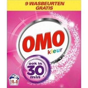 Omo Omo Waspoeder - Kleur 1.59 Kg