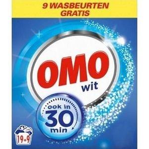 Omo Omo Waspoeder - Wit 1.590 Kg